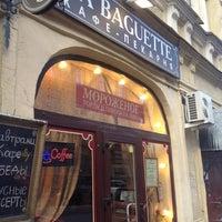 Photo taken at La Baguette by DK on 10/22/2012