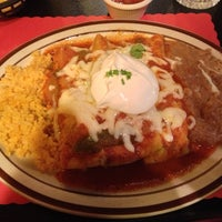 Photo taken at El Tipico by Paul R. on 2/11/2013