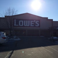 Photo taken at Lowe's Home Improvement by Josh J. on 2/16/2014