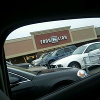 Photo taken at Food Lion Grocery Store by Jonathan M. on 12/12/2012