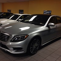 Photo taken at Mercedes-Benz of New Rochelle by Ian L. on 12/26/2013