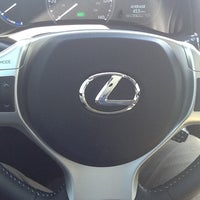 Photo taken at Park Place Lexus Plano by Tim S. on 1/5/2013