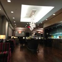 Photo taken at British Airways Galleries Lounge by Albert C. on 2/23/2013