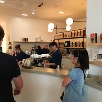 Photo taken at Sightglass Coffee by Albert C. on 9/10/2017