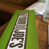 Photo taken at Not Your Average Joe's by Albert C. on 10/15/2017