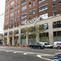 Photo taken at Google New York by Albert C. on 11/8/2017