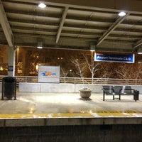 Photo taken at SEPTA Terminal A & B Station by Albert C. on 1/22/2013