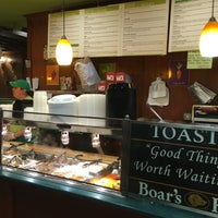 Photo taken at Toasties East at 55 by Albert C. on 5/18/2016
