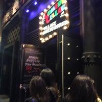 Photo taken at Comedy Cellar at The Village Underground by Albert C. on 10/22/2017