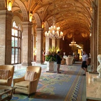 Photo taken at The Breakers Palm Beach by Albert C. on 6/12/2013