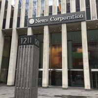 Photo taken at News Corp Building by Albert C. on 11/22/2017