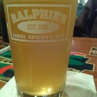 Photo taken at Ralphie's Sports Eatery by Al E. on 11/7/2014