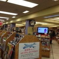 Photo taken at Kinokuniya Bookstore by Nadya on 12/30/2012