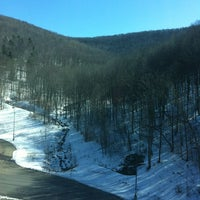 Photo taken at Seneca Allegany Resort & Casino by Jeff P. on 3/8/2013