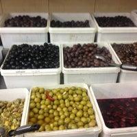 Photo taken at Petach Tikva Market by Adam A. on 10/14/2013