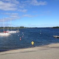 Photo taken at Sandvik Gästhamn by Alexey K. on 8/22/2013