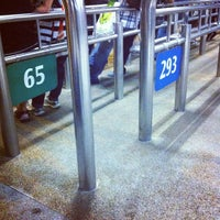 Photo taken at Tampines Bus Interchange by Kai F. on 9/22/2012