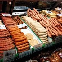 Photo taken at Paulina Meat Market by John O. on 8/31/2013