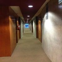 Photo taken at Catalonia Gran Hotel Verdi by Maya P. on 3/23/2013