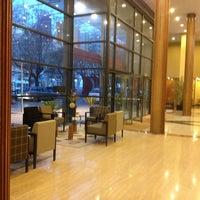 Photo taken at Catalonia Gran Hotel Verdi by Maya P. on 3/22/2013
