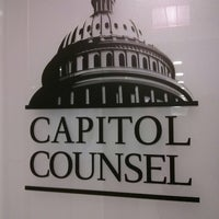 Photo taken at Capitol Counsel LLC by Marie F. on 3/27/2013