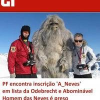 Photo taken at Folha da Região by Marco S. on 10/26/2016