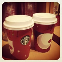 Photo taken at Starbucks by Ryan R. on 12/2/2012