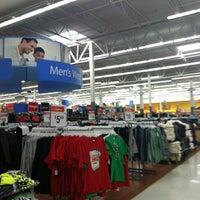 Photo taken at Walmart Supercenter by Laura D. on 11/9/2012