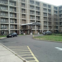 Photo taken at Oldham Towers by LaMont'e B. on 3/25/2013