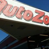 Photo taken at AutoZone by LaMont'e B. on 4/23/2014