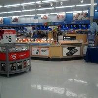 Photo taken at Walmart Supercenter by LaMont'e B. on 11/16/2012