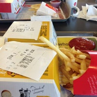 Photo taken at McDonald's by Damian C. on 1/30/2013