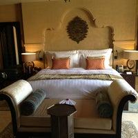 Photo taken at Al Soqour Royal Villa by Stephanie H. on 12/31/2012