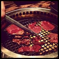 Photo taken at Gyu-Kaku Japanese BBQ by Justin T. on 5/16/2013
