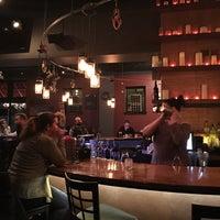 Photo taken at Van Goghz Martini Bar & Bistro by Inessa L. on 12/24/2015
