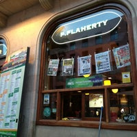 Photo taken at Flaherty's Irish Pub Barcelona by Ramon A. on 5/16/2013