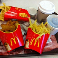 Photo taken at McDonald's by mantis on 3/3/2013