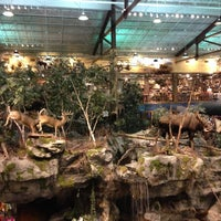 Photo taken at Bass Pro Shops by Tracy T. on 3/13/2013