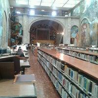 Foto tomada en Biblioteca Miguel Lerdo de Tejada por Ricardo R. el 11/29/2012