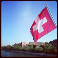 Photo taken at Basel by Massimiliano P. on 4/25/2013
