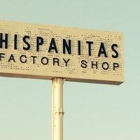 Photo taken at Hispanitas Factory-Shop by Amparo E. on 7/9/2014
