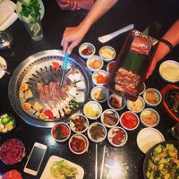 Photo taken at Genwa Korean BBQ by Devereau C. on 6/23/2013