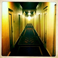 Photo taken at Hotel Whitcomb by Andy M. on 3/1/2013