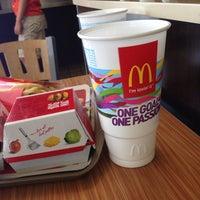 Photo taken at McDonald's by Alberto M. on 6/23/2013