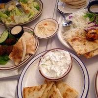 Photo taken at Stop'n Cafe Greek Cuisine by Juan N. on 7/14/2015