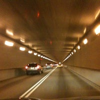 Photo taken at Pittsburgh Tunnel by Antonio E. on 3/22/2013