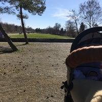 Photo taken at Hans-Baluschek-Park by Judith on 4/7/2018