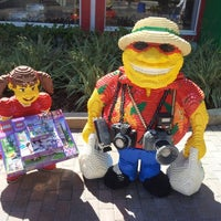Photo taken at LEGOLAND® Florida by Andrei B. on 3/7/2013