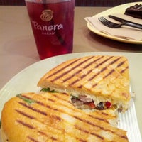Photo taken at Panera Bread by Jonathan R. on 6/11/2013