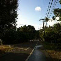 Photo taken at Lanikai Loop by Creen D. on 9/28/2013